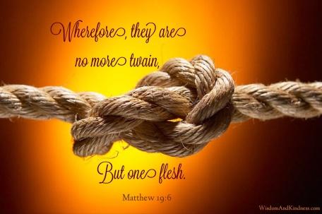 Matthew 19:6