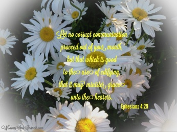 Ephesians 4:29