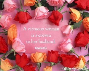 Crown to Her Husband