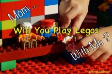 Will You Play Legos?
